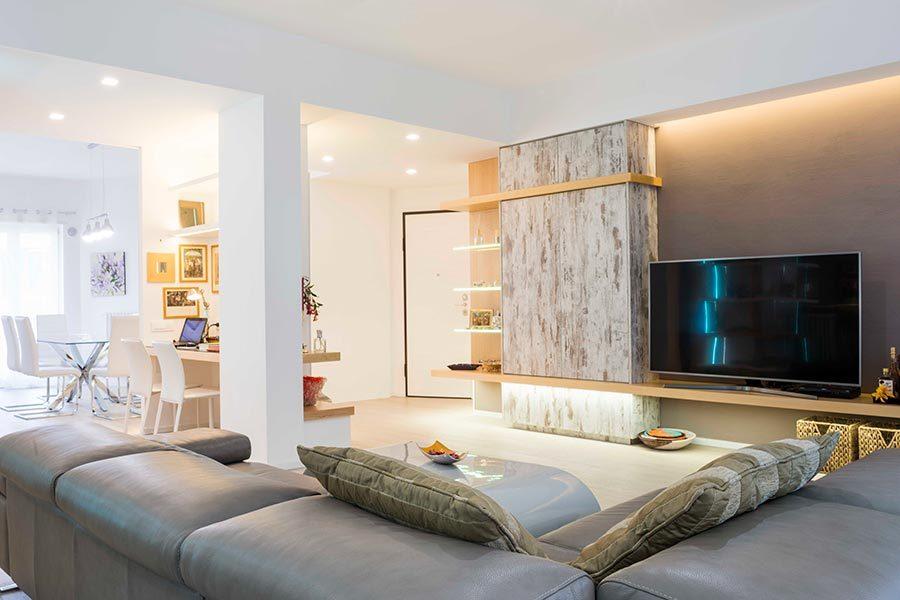 Fotografo di interni - appartamento Sguazzo - marcovitalefotografo.com