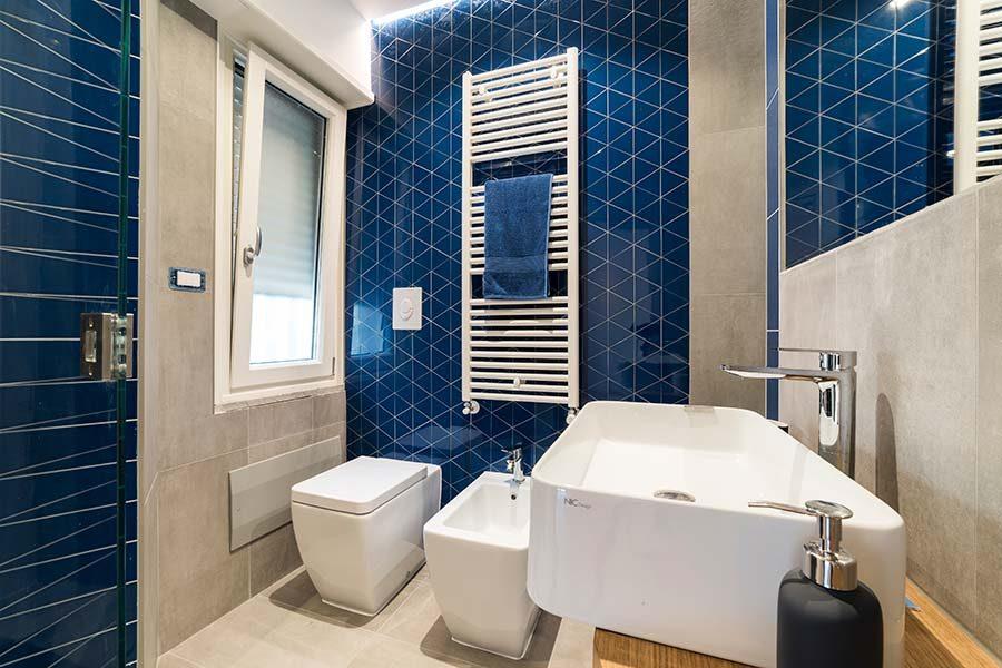 Fotografo di interni Salerno - Appartamento Vuoto